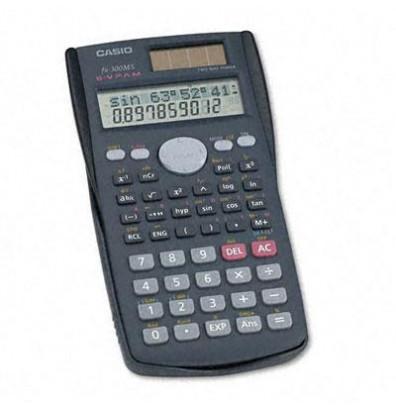 Casio FX-300MS 10-Digit Scientific Calculator
