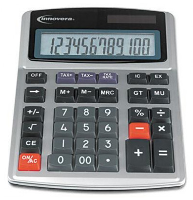Innovera 15975 Large 12-Digit Commercial Calculator