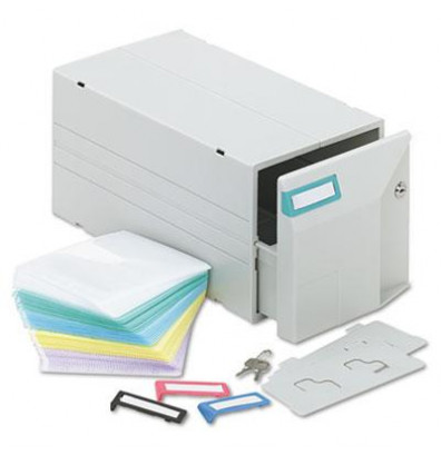 Innovera 150-Capacity CD & DVD Storage Drawer