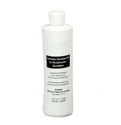 Swingline GBC Shredmaster Shredder Oil, 16 oz Bottle 1760049