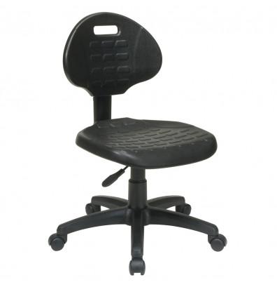 Office Star Work Smart Plastic Low-Back Task Chair