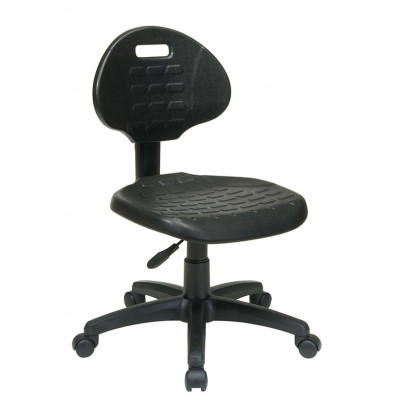 Office Star Plastic Low-Back Task Chair