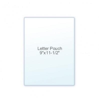 "Akiles 7 Mil Letter Size 9"" x 11.5"" Laminating Pouches (100 pcs)"