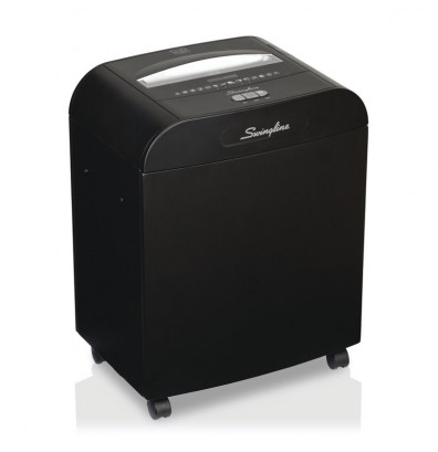 Swingline GBC DM11-13 Jam Free Micro Cross Cut Paper Shredder