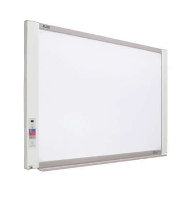 "PLUS M-17S Electronic Copyboard 2 Surfaces 51"" W x 36"" H"
