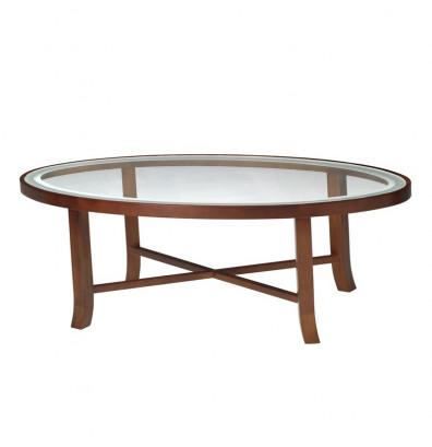 "Mayline Illusion M106C 48"" W Coffee Table"
