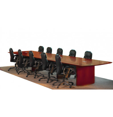 Mayline Napoli NC Ft Conference Table - Napoli conference table