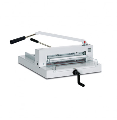 "MBM Triumph 4305 16-7/8"" Manual Paper Cutter"