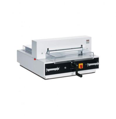 "MBM 4350 16-1/8"" Automatic Paper Cutter"
