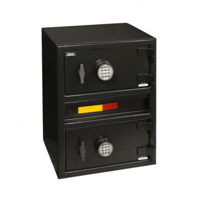 AmSec MM2820 Center Drop Front Load Depository Safe