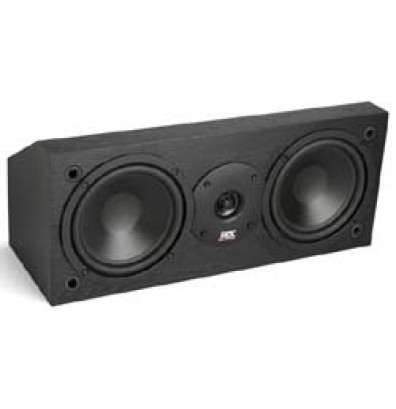 "MTX Audio Monitor6C Dual 6.5"" Center Channel Speaker"