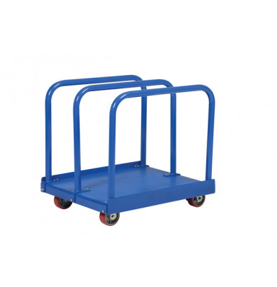 Vestil PRCT-HD Heavy Duty Steel Vertical Panel Cart