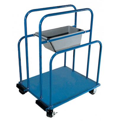 Vestil PRCT Steel Vertical Panel Cart