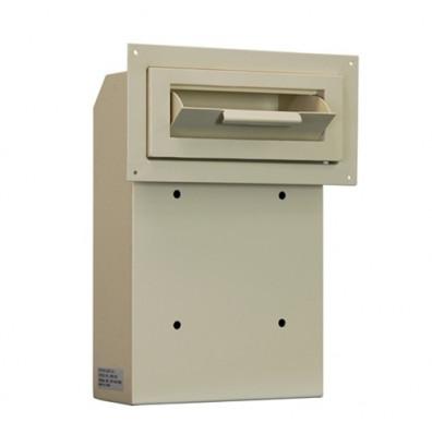 Protex WSS-159 Through-Door Locking Drop Box