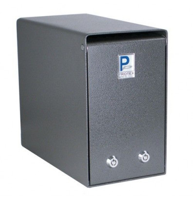Protex SDB-106 659 Cubic Inch Dual Key Drop Box