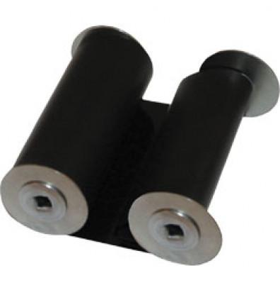Acroprint Black Mylar Ribbon for ET & ETC