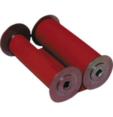 Acroprint red replacement ribbon for the E-series document control stamps