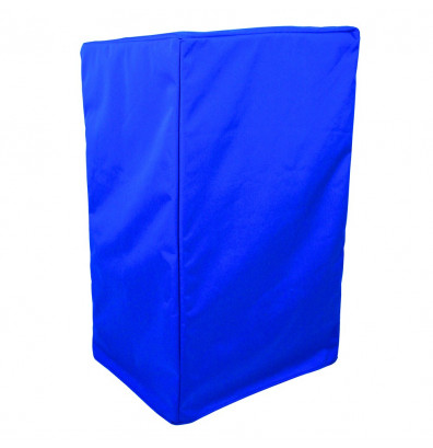 """Amplivox 46 """" H x 27"""" W x 26"""" D Protective Lectern Cover, Royal Blue"""