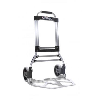Vergo Personal Collapsible Aluminium Hand Cart, 275 lbs Capacity