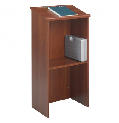 Safco Standing Lectern (Shown in Cherry)