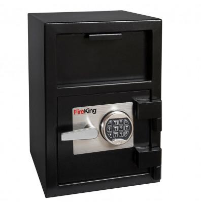 FireKing Electronic Lock 1.73 cu. ft. Depository Drop Safe