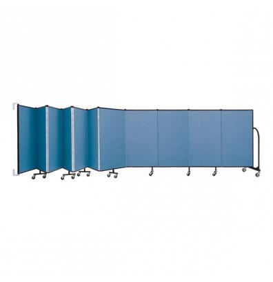 """ScreenFlex CWM4011 WallMount Configurable Room Dividers 4'H x 20' 2""""L"""
