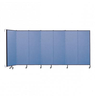 """ScreenFlex CWM607 WallMount Configurable Room Dividers 6'H x 12' 10""""L"""