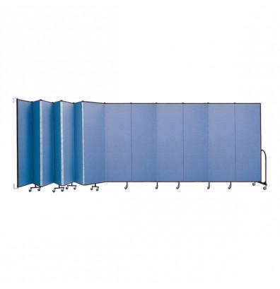 """ScreenFlex CWM6813 WallMount Configurable Room Dividers 6' 8""""H x 23' 10""""L"""