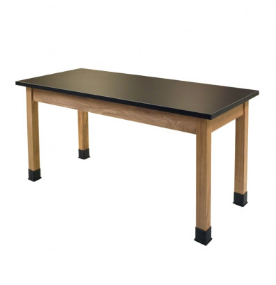 "NPS 30"" H Chemical Resistant Science Lab Table"
