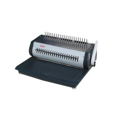 Tamerica TCC2100-E Electric Punch and Comb Binding Machine w/ Storage
