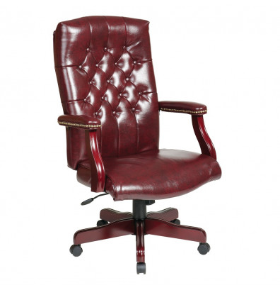 Office Star Traditional Executive Chair (TEX232-JT4)