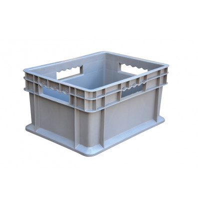 Vestil Small Bin for Multi-Tier Stack Carts