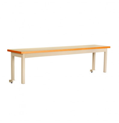 Tennsco Instrument Static Control Shelf for Technical Workstations (Shown in Sand)