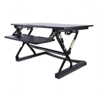 Building automation in addition Product additionally Alera Sit Stand Lifting Workstation 35 13 W X 23 38 D X 19 63 H Black besides Height Adjustable Elevating Standing Desk Converter 36 Wide Stand Up Sit Down  puter Table Workstation Riser With Keyboard Tray 2 Tier Black additionally Furniture Lifts. on electronic workstation converter
