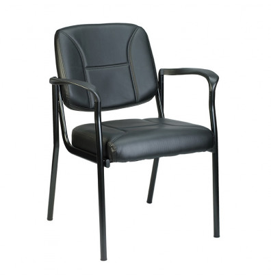Eurotech Dakota VS8012 Vinyl Low-Back Guest Chair