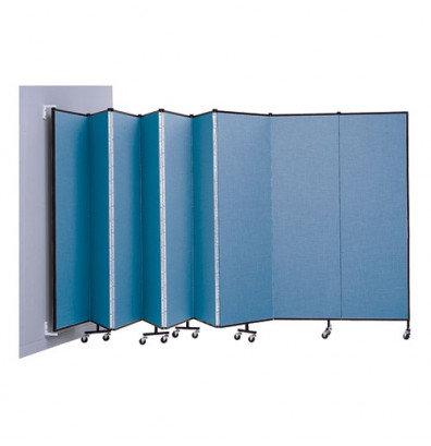 Wallmount Room Divider