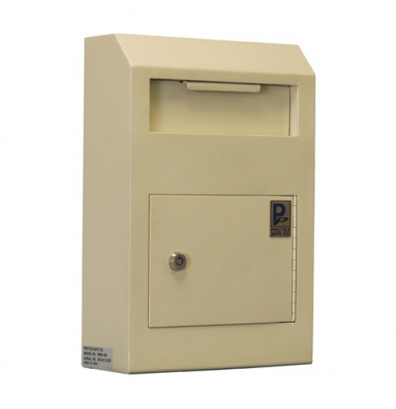 Protex WDS-150 313 Cubic Inch Wall-Mount Drop Box