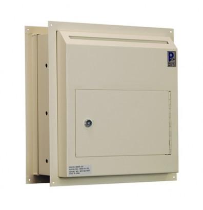 Protex WDS-311-DD Through-Wall 2-Door Locking Drop Box