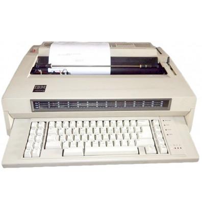 Lexmark IBM Wheelwriter 6 Typewriter