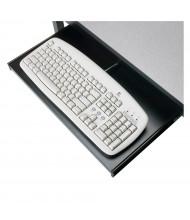 "Smith Carrel 20"" W Keyboard Tray - Keyboard Not Included"