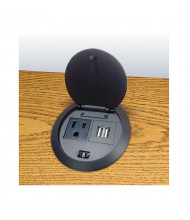 Smith Carrel 1 Outlet and 2 USB Charging Power Module