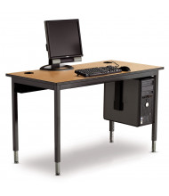 Smith Carrel 1500 Series Height Adjustable Laminate Computer Desks