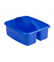 ECR4Kids Large Art Caddy Classroom Storage Tray Set, 12 Pack (Shown in Blue)