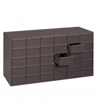 Durham Steel Drawer Cabinets (30 drawer model shown)
