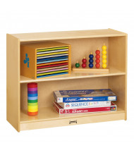 Jonti-Craft Straight-Shelf Storage Module