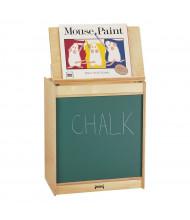 """Jonti-Craft 24"""" W Chalkboard Big Book Easel"""