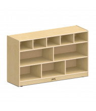 Jonti-Craft Low Combo Mobile Classroom Storage Unit