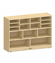 Jonti-Craft Super-Sized Combo Mobile Classroom Storage Unit