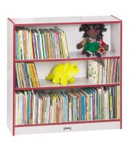 "Jonti-Craft Rainbow Accents 36"" Short 3-Shelf Classroom Bookcase"