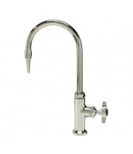 Diversified Woodcrafts Hot Water Faucet for Science Workstations
